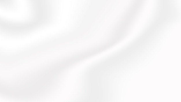 Fondo morbido bianco astratto di struttura del tessuto della sfuocatura per il manifesto dell'insegna del sito web e l'elemento di disegno della carta dell'invito