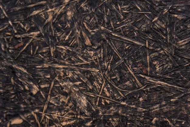 Struttura in legno astratta materiale truciolare. schede osb