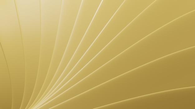 Sfondo astratto vortice giallo