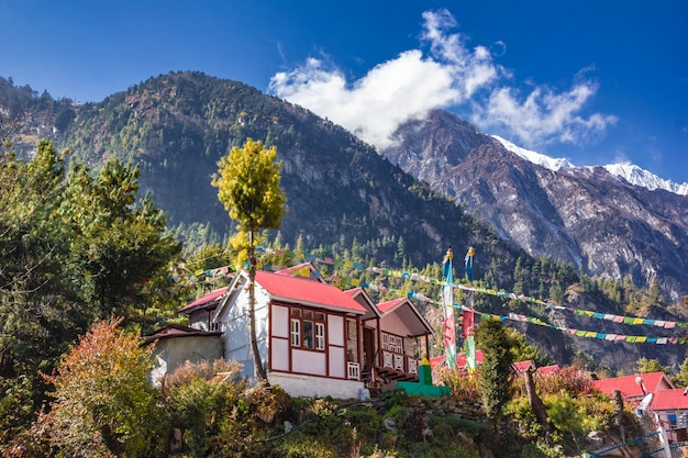 Alloggio per turisti in nepal