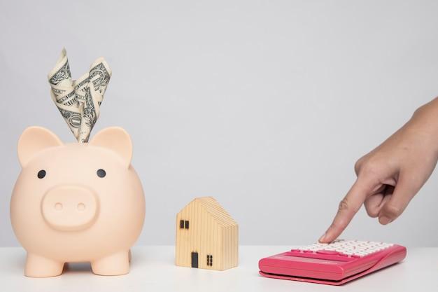 Risparmio accumulato per investimenti futuri