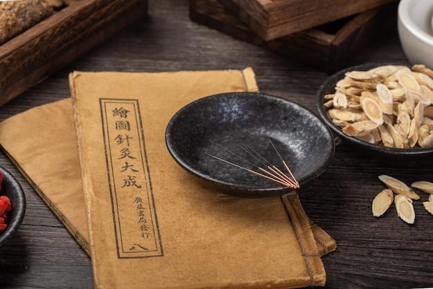 L'agopuntura è una medicina tradizionale cinese