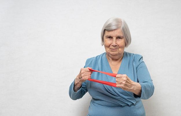 Attività fisica aerobica per gli anziani