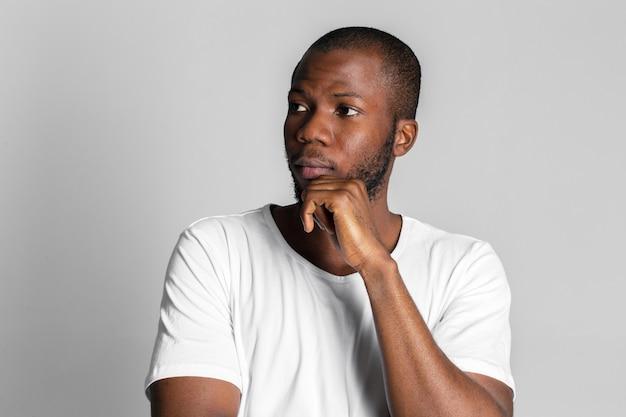 Pensiero dell'uomo afroamericano