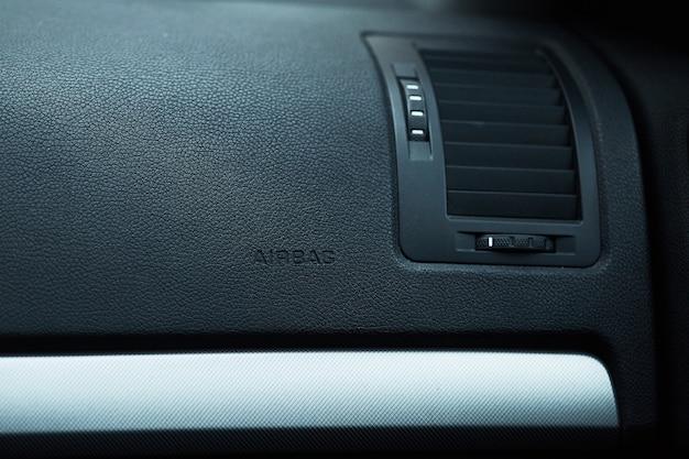 Condizionatore d'aria in auto compatta Foto Premium