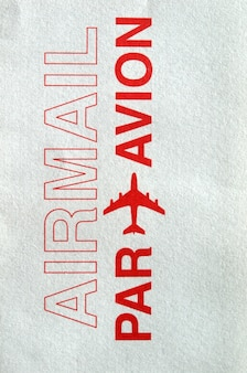 Busta per posta aerea