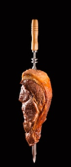 Alcatra, tradizionale barbecue brasiliano.