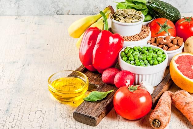 Ingredienti dietetici alcalini