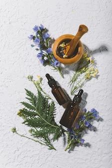 Medicina alternativa medicina naturale e aromaterapia