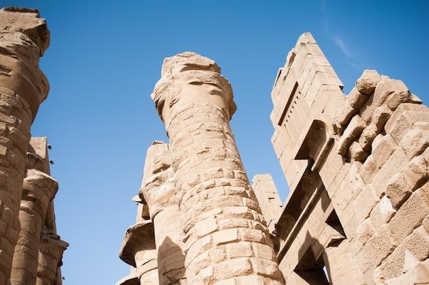 Antica architettura egizia dei faraoni