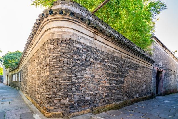 Antica residenza nel parco di ningbo yuehu
