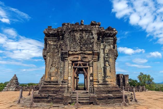 Tempio di angkor wat, siem reap in cambogia.
