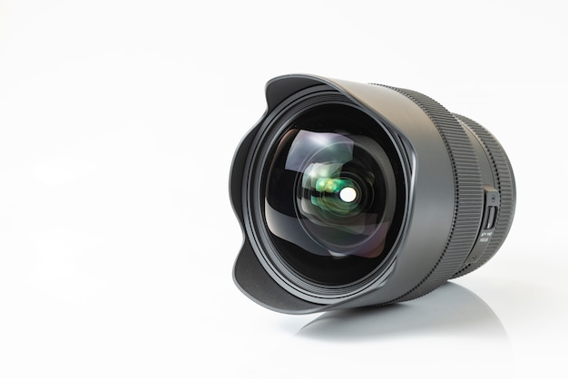 Obiettivo angolare per fotocamera 14-24 mm.