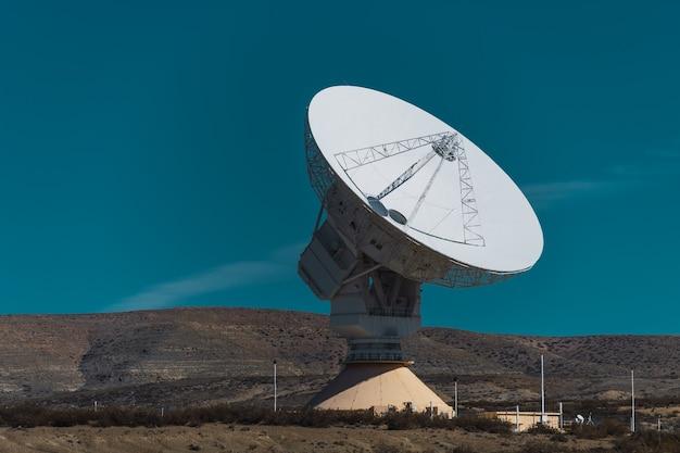 Anntena, esplorazione dello spazio,cina - scienze spaziali a neuquen - argentina.