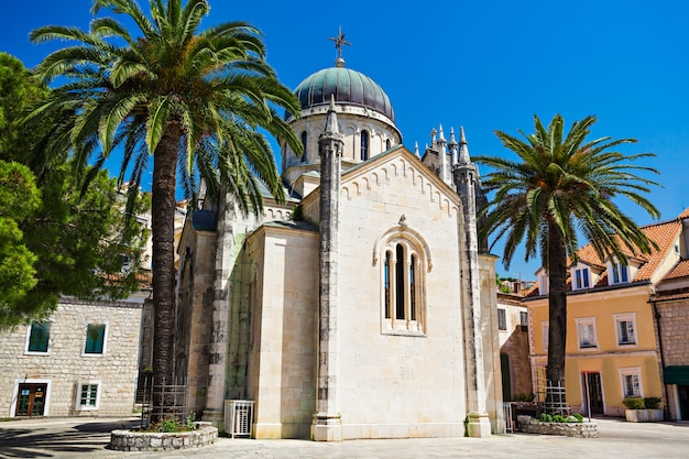 Arcangelo michele chiesa paesaggio