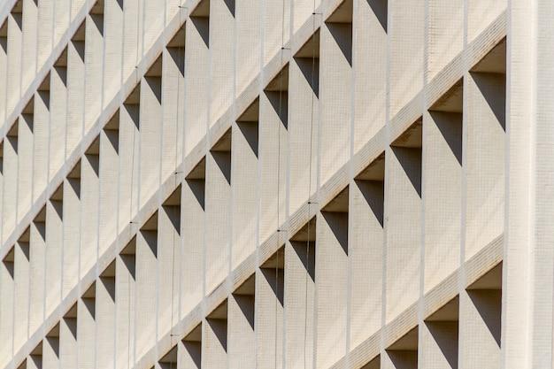 Architettura di un edificio nel centro di rrio de janeiro