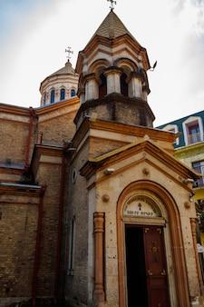 Chiesa apostolica armena surb christ amenaprkich (san salvatore) a batumi, georgia