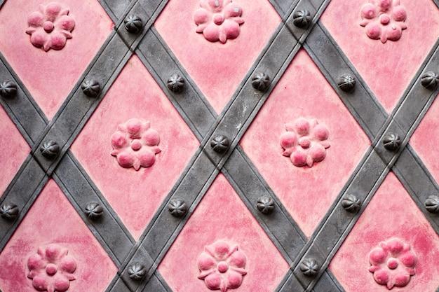 L'arte e il modello di intagliare argenteria, ornamento in metallo textue