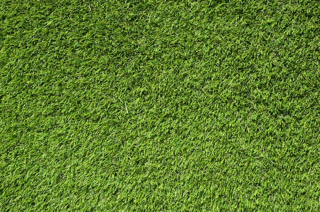 Erba verde artificiale per sfondo