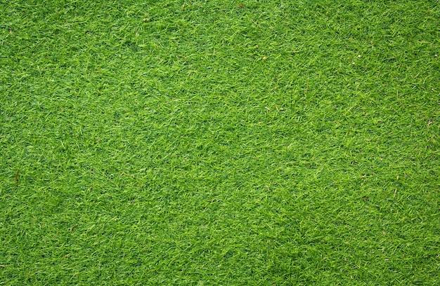 Trama di erba verde artificiale per lo sfondo