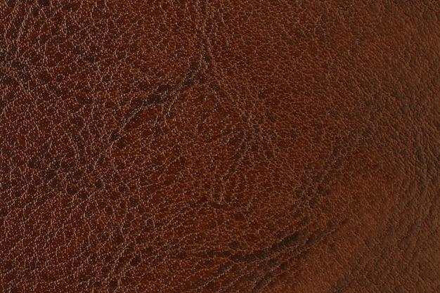 Macro del primo piano dei materiali sintetici del fondo del cuoio strutturato artificiale