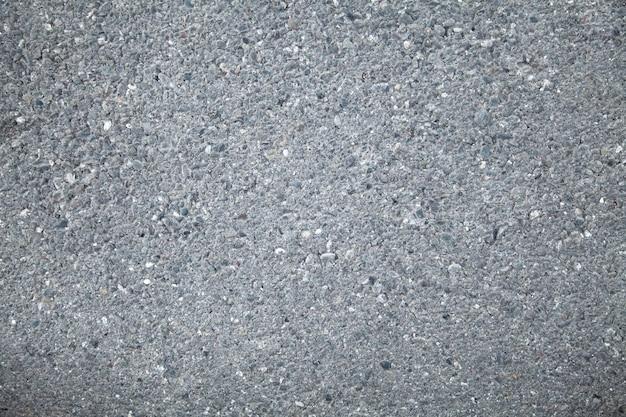 Fondo o struttura della strada asfaltata