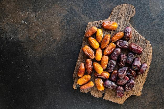 Mangiato frutta sana dolce frutta secca gustoso spuntino