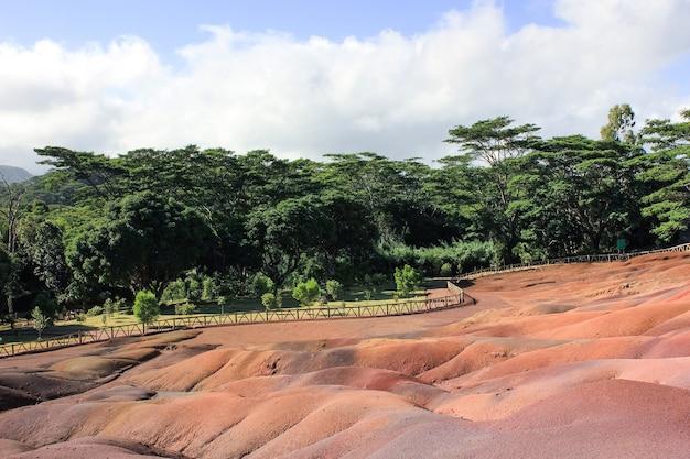 Attrazioni dell'isola di mauritius