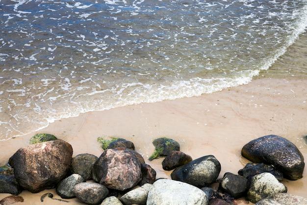 Agosto mare costa