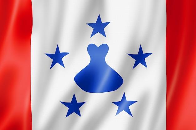 Bandiera delle isole austral, polinesia francese