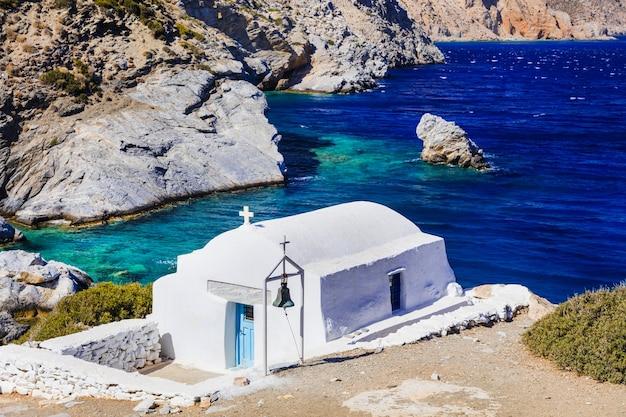 Autentica isola della grecia