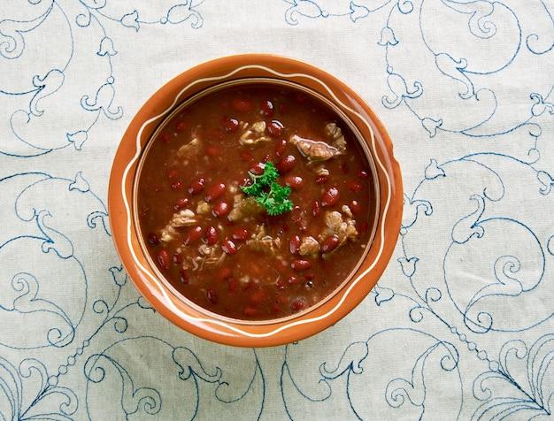 Zuppa di fagioli bableves jokai