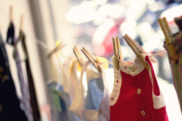 Abbigliamento da bimbi