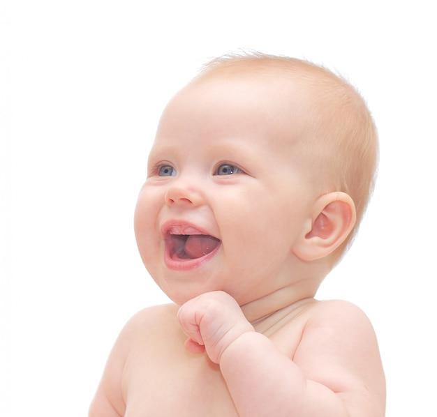 Faccia di bebè