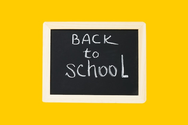 Ritorno al concetto di scuola