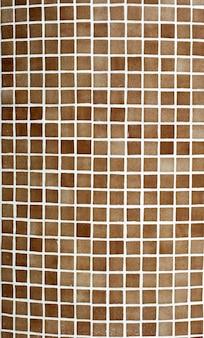 Sfondo di texture muro di mosaico