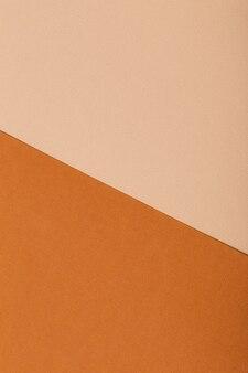 Sfondo di fogli di cartone multicolore con texture