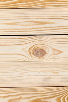 Sfondo di tavole di pino lucidate ma non purificate non laccate o verniciate