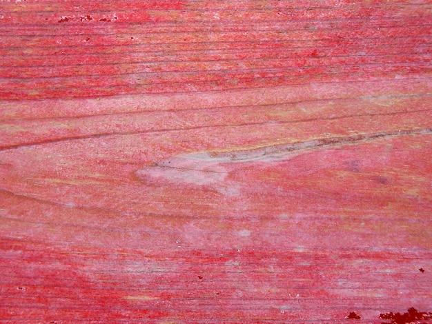 Striature di legno della struttura orizzontale rossa della stecca del fondo