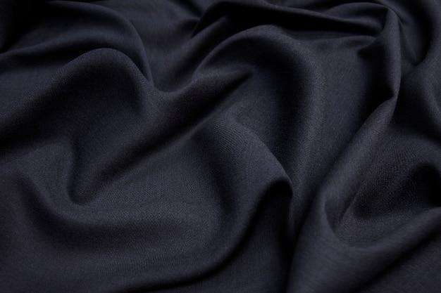 Trama di sfondo, modello. vestito di panno di lana grigio. una vera flanella è sempre realizzata con filato cardato