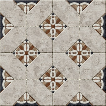 Texture di sfondo con un motivo. piastrelle in pietra decorativa in marmo colorato e granito. elemento di design
