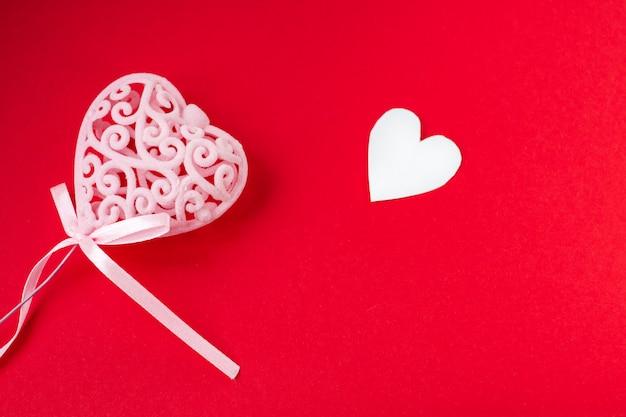 Sfondo per san valentino e l'8 marzo