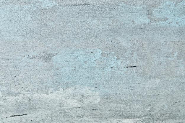 Struttura concreta del fondo bianco-grigio-blu.