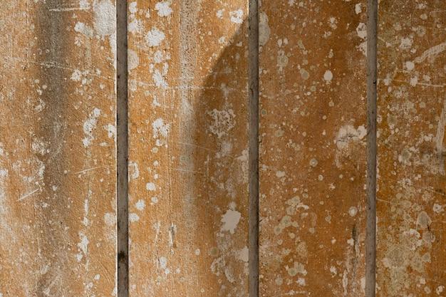 Sfondo con struttura in legno invecchiato.
