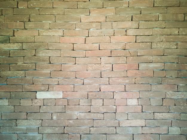 Sfondo con dettaglio muro di mattoni Foto Premium