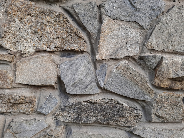 Sfondo con grande pietra, consistenza, grigio
