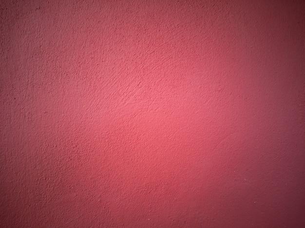 Sfondo con muro di cemento rosso testurizzato Foto Premium