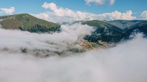 Bakhmaro vista aerea - georgia