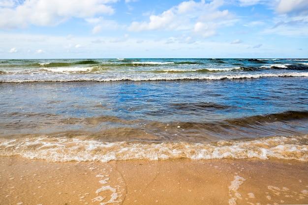 Mar baltico in agosto