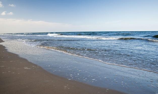 Mar baltico in estate